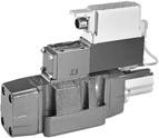 Bosch Rexroth 4WRLE25WZ350SJ-3X/G24K0/F1M Directional control valve