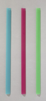 Durable Spine Bars A4, 6mm Transparent