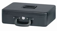 Cash Box with Euro Counting Tray, 36 x 26,5 x 11,2 cm