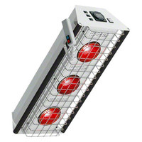 Rotlichtstrahler TGS Therm 3 Wandmodell inkl. Wandarm und Dimmer
