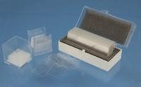24mm Cover glasses rectangular Borosilicate glass D263\up6\fs14 ®\up0\fs18 M Width 24 mm