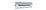 Magnet Aluminium Ledge 210mm