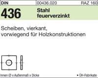 DIN436 11x30x3