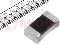 Widerstand: thick film; SMD; 0402; 1,5kΩ; 63mW; ±1%; -55÷155°C