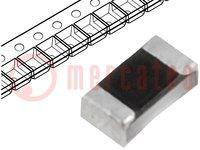 Widerstand: thin film; präzise; SMD; 0402; 5kΩ; 62,5mW; ±0,1%