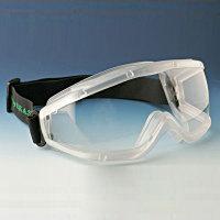 Schutzbrillen EKASTU Vollsichtbrille, kratzfest, UV-Schutz, beschlagfrei, EN 166