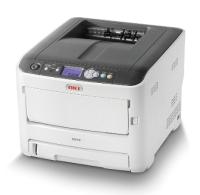OKI A4-Farbdrucker C612dn Bild1