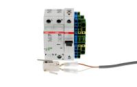 Axis Electrical Safety kit Overspanningsbeveiliging 1 AC-uitgang(en) 230 V Beige