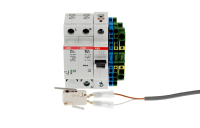 Axis Electrical Safety kit Overspanningsbeveiliging 1 AC-uitgang(en) 230 V Beige