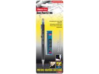 Vulpotlood Aristo Geo Pen zwart 0,70 mm op blister
