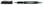 Tintenroller uni-ball® JETSTREAM Sx-210, Strich: 0,5 mm, Schreibfarbe: rot
