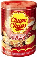Chupa Chups Cola-Lutscher, Fresh Cola, Lolly 100 Stück