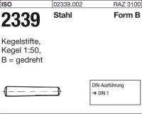Kegelstifte B8x120