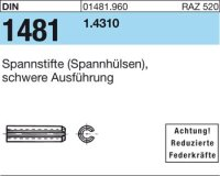 DIN1481 - 1x4