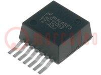 Omvormer DC/DC; Uin:4,5÷20V; Uin max:0,8÷6V; TO-PMOD-7