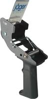 Klebeband-Handabroller,schwarz mit JÄGER-Logo, für 50mm Band-