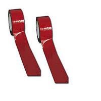 Cinta de embalaje Plastipol PVC 12 mm x 66 m rojo