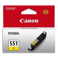 CANON Cartouche Jet d'encre Jaune 551 6511B001