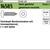 ISO 14585 Stahl 5,5 x 38 -C-T25 galv. verzinkt passiviert gal Zn S