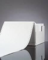 Tabellierpapier-Beispielkarton