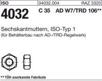 Sechskantmuttern M33