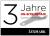 Lexmark X544 3 Jahre (gesamt) On-Site-Repair-Garantie nächster Arbeitstag
