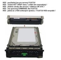 FUJITSU HDD SRV SATA 6G 1TB 7.2k SIMPLE SWAP 3.5'' BC - TX100S3, TX1310M1, TX1320M1, TX120