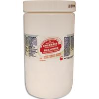 Bo�te de 300 Pastilles Javel standards �conomiques maxi format 1 Kg D�sinfection sols et surfaces