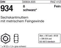 Sechskantmuttern M24x2