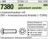 ISO7380 M4x16-T20