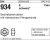 Sechskantmuttern M30x2