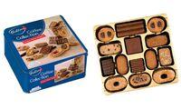 "Bahlsen mélange de biscuits ""Coffee Collection"" (9504090)"