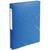 EXACOMPTA Chemise 3 rabats et élastique Exatobox dos de 4 cm, en carte lustrée 5/10e bleu