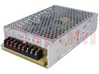 Tápegység: puffer; modul; 51,38W; 13,8VDC; 159x97x38mm; 12÷14,5VDC