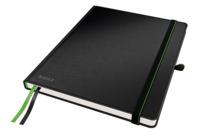 Notizbuch Complete, iPad-Größe, kariert, schwarz