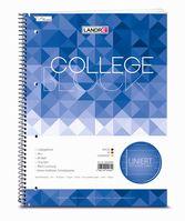 Landré Collegeblock College A480 Blatt, 70 g/m², liniert