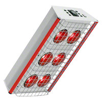 Rotlichtstrahler TGS Therm 6 Deckenmodell inkl. Deckenarm