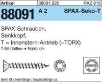 ABC-SPAX-S Seko Tg-T 4,5x60/54-T20