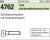 ISO4762 M6 x 50 mm Stahl zinklamellenbeschichtet 10.9