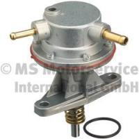 Kraftstoffpumpe (D1 8mm, D2 6mm, Betriebsart mechanisch ) für TRABANT, VW, WARTBURG