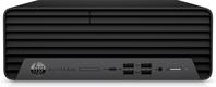 HP EliteDesk 805 G6 4650G SFF AMD Ryzen 5 PRO 8 GB DDR4-SDRAM 256 GB SSD Windows 10 Pro PC Zwart