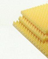 Antidekubitus- Matratzenauflage 90x60x5cm Airfoam strukturiert