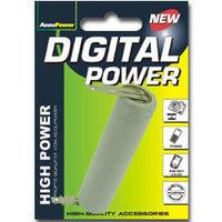 AccuPower Akku passend für Hand-Staubsauger 2,4 Volt, 2000mAh