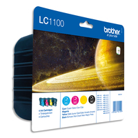 BRO VALUE PACK JE 4COUL LC1100VALBP
