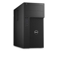 DELL Precision T3620 3.5GHz E3-1245V5 Mini Toren Zwart Workstation