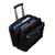 LIGHTPAK Pilot Case Trolley noire en polyester compartiments + poches L43 x H34 x P20 cm