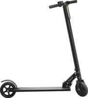 Denver SCO-65210 elektrischer Scooter, e-Scooter, schwarz
