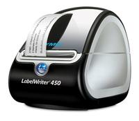 LabelWriter 450 Tischetikettendrucker mit verbesserter Software