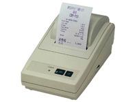 CBM910IIS - Bon-Nadel-Drucker, RS232, weiß, 24 Zeichen, 2K Buffer, inkl. Netzteil und Anschlußkabel
