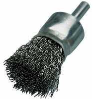 osborn Pinselbürste Stahldraht 6mm 17x0,3mm gewellt